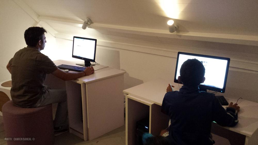 ordinateurs des Hôtels