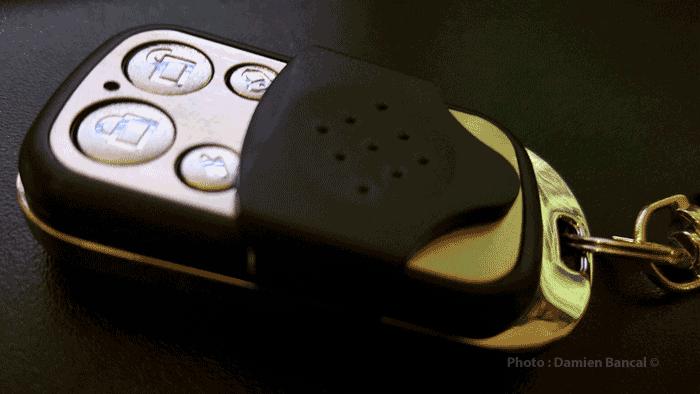 Vuln rabilit de la porte de garage le code radio de for Ouverture porte de garage avec smartphone