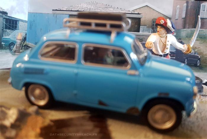 pirater une voiture connectée