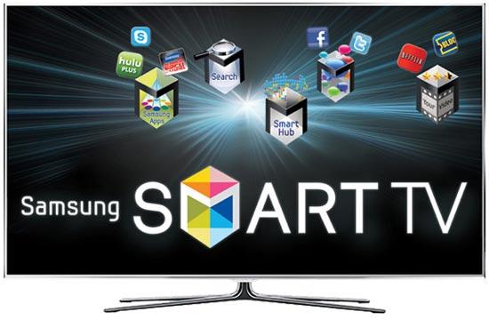 télévisions connectées